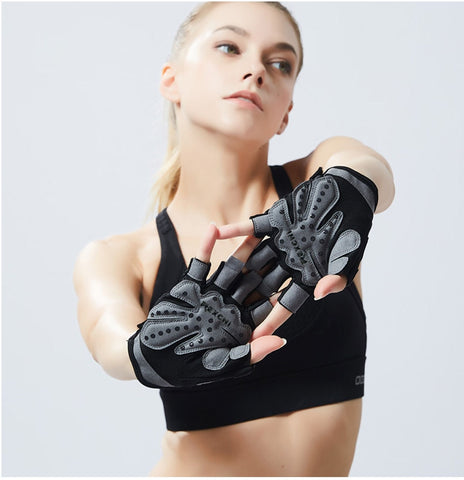 LiquidDiffuser Professional Gym Gloves for a better training experience