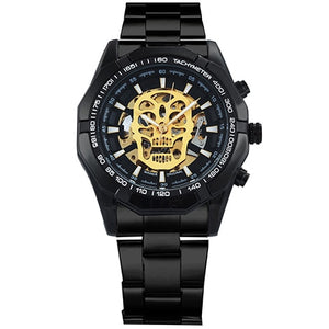 Automatic Mechanical Skeleton Watch - LiquidDiffuser