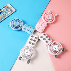 Mini Portable Handheld Fan for Phone