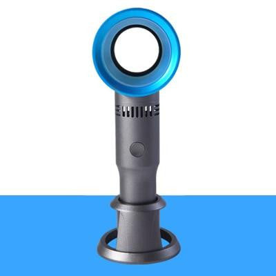 Mini Handheld Bladeless Air Cooler Fan - LiquidDiffuser