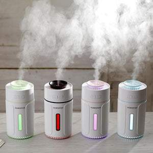 300ml Ultrasonic Cup Humidifier - LiquidDiffuser