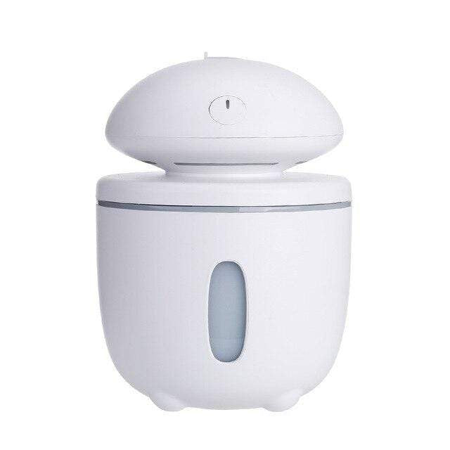 280ml Ultrasonic Mushroom Humidifier - LiquidDiffuser