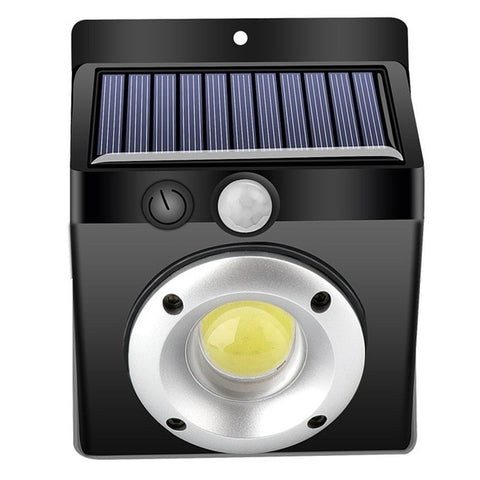 LED Solar Light Human Body Induction Wall Light Motion Sensor Street Lamp Induction Light