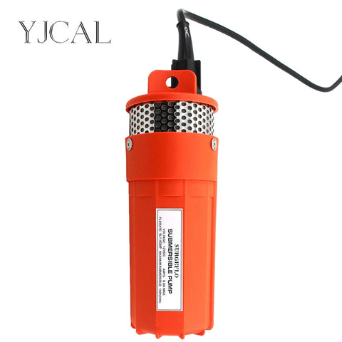 Submersible Solar Water Pump DC12/24V Large Flow Lift 70M Deep Well  For Outdoor Garden Fountain Aquario Household