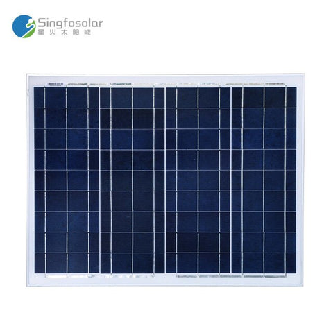 Free Shipping Painel Solar 12V 40W Solar Battery Fountain Camping Car Caravane Caravanas Autocaravanas Boats And Yachts