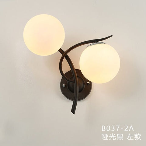 wall lamp led decorative light bedroom wall lamp Nordic corridor corridor lamps and lanterns of the head of a bed