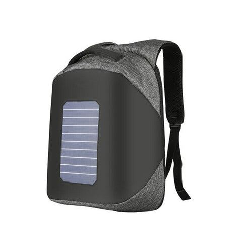 Latest Popular Solar Usb Charging Laptop Backpack Multifunction 16 Inch Waterproof Rucksack Bag Men Travel Antitheft Knapsack