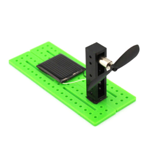 Solar Assembling Toy Solar Cells Experiment Creative Educational Toy DIY Children Kids Gift