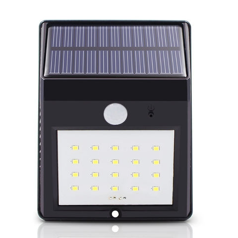Inventory Clearance Solar Power 8/20LED Lamp Spot Light Motion Sensor Waterproof Outdoor(Products Battery Need to be Replaced )