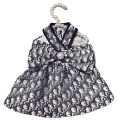 Dog clothes online can be this Dior dress