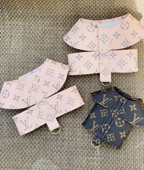 Handmade Louis Vuitton Harness