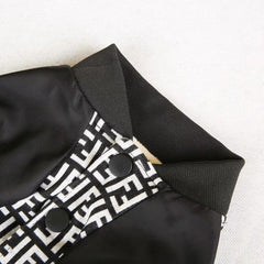Fendi Black Cotton Jacket