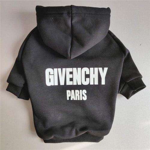 Givenchy Paris Fleece Sweatshirt hoodie