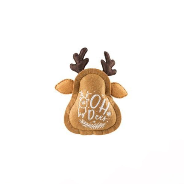 Wagnolia Bakery Reindeer Holiday Cookie Plush Toy