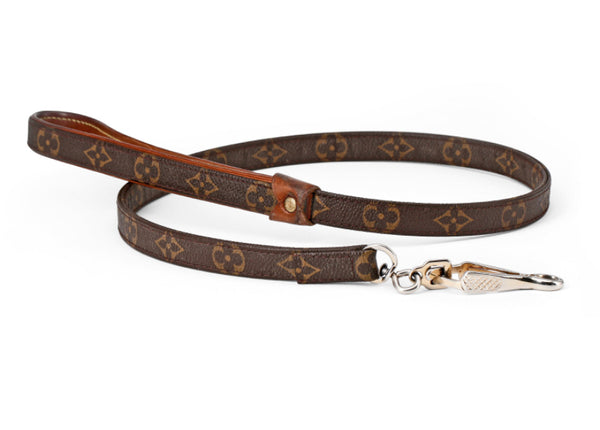 Louis Vuitton Inspired Dog Leash