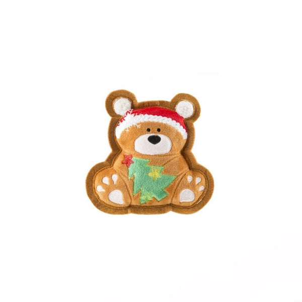 Wagnolia Bakery Holiday Bear Cookie Holiday Plush Toy!