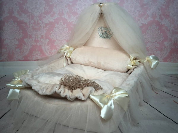 Handmade Royal Canopy Bed