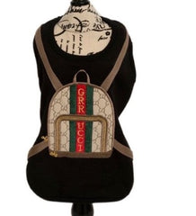 Grrucci Backpack T-shirt
