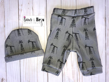 Load image into Gallery viewer, Daddy Is My Hero Boys Oil Rig Coming Home Outfit- 1,2 or 3 Piece Set - Bows and Bros Boutique LLC