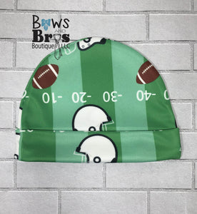 Custom Name First Football Game Boy Coming Home Outfit- 1,2,3 or 4 Piece Set - Bows and Bros Boutique LLC