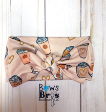 Load image into Gallery viewer, Pumpkin and Spice Baby Girl Fall Thanksgiving Outfit - Bows and Bros Boutique LLC