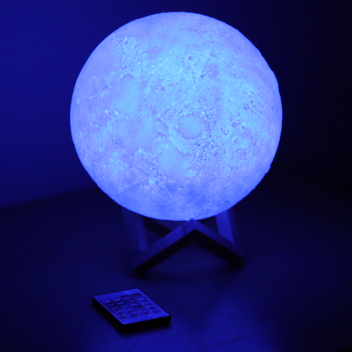3D Moon Light