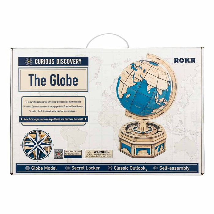 Robotime The Globe - B Cool 2