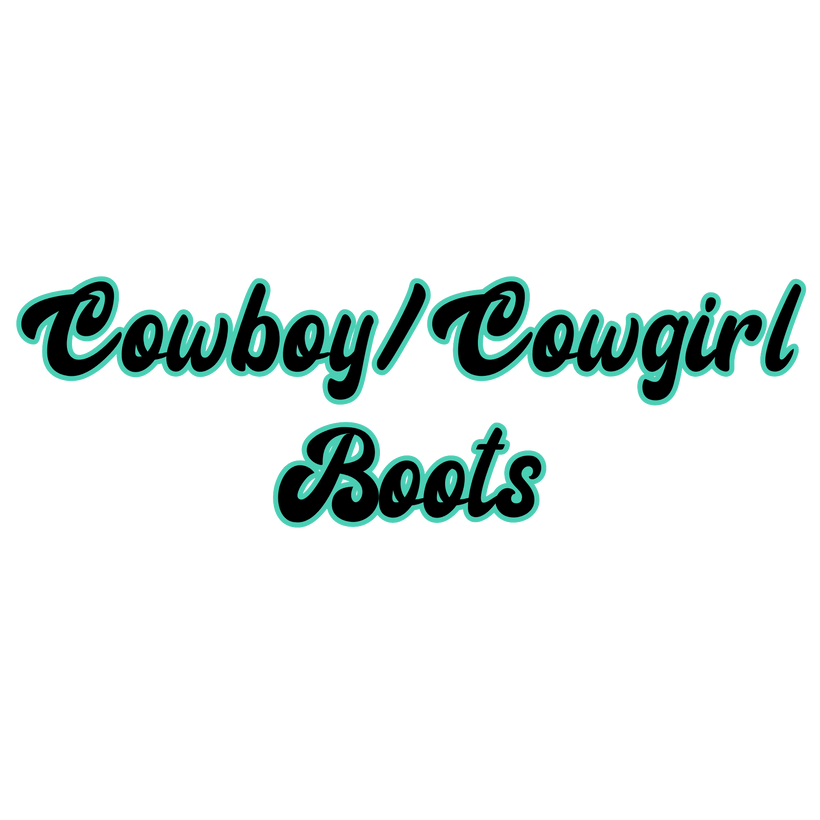 Cowboy & Cowgirl Boots