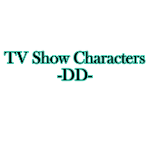 TV Show Characters-DD