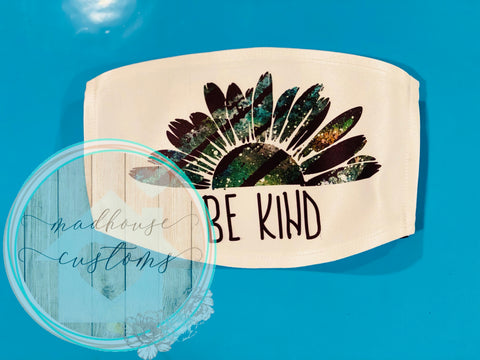 """Be Kind"" Mask"