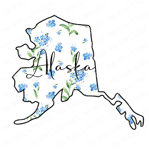 Alaska #1-Digital Download