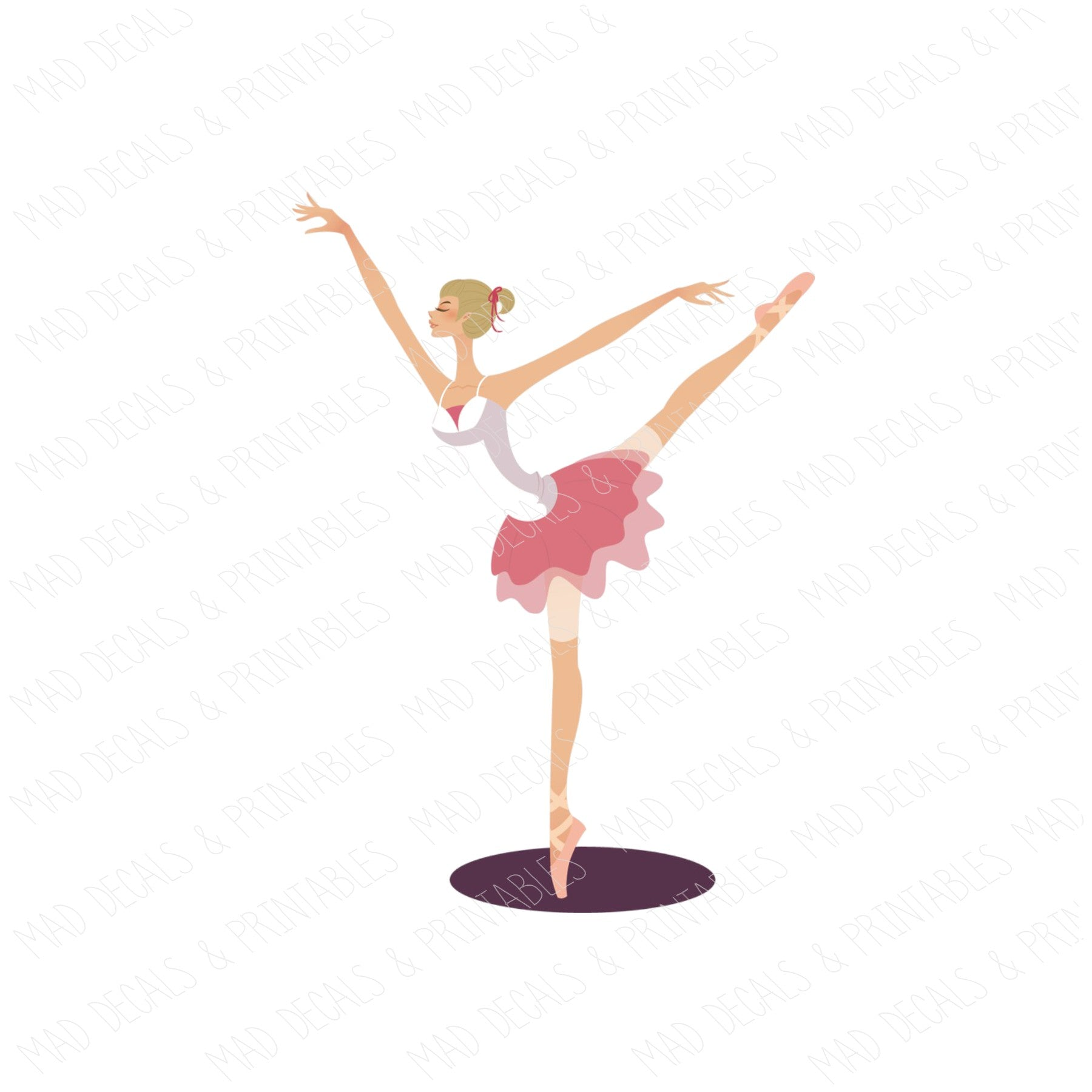 Ballerina #1-Digital Download