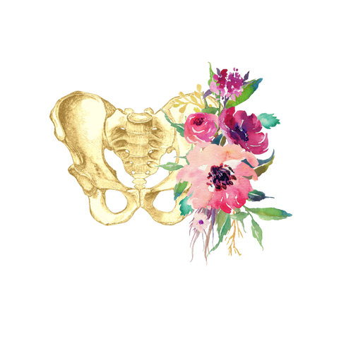 Floral Hip #4-Digital Download