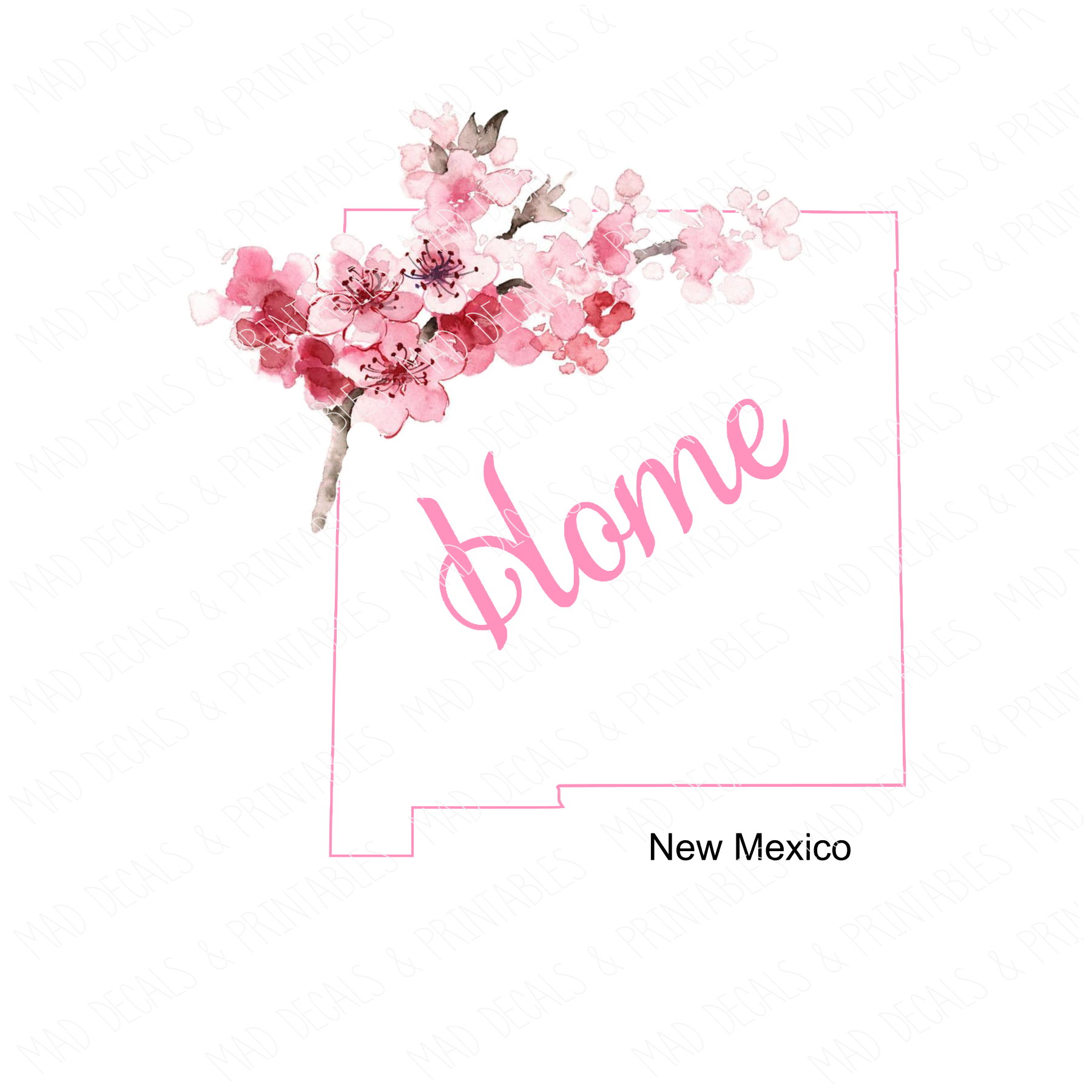 New Mexico-Digital Download