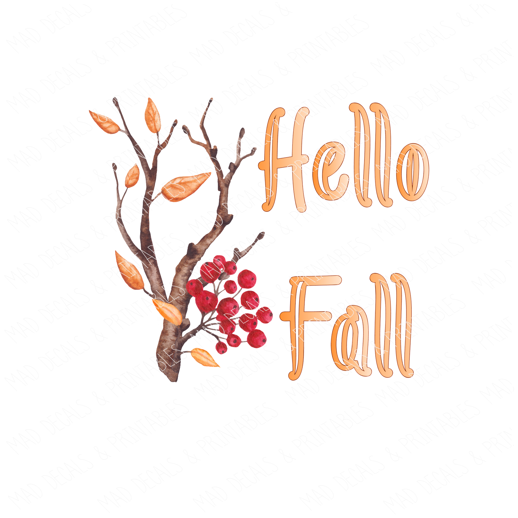 Hello Fall-DD