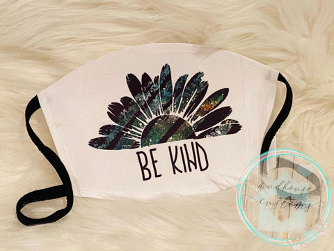 """Be Kind"" Mask**Clearance**"