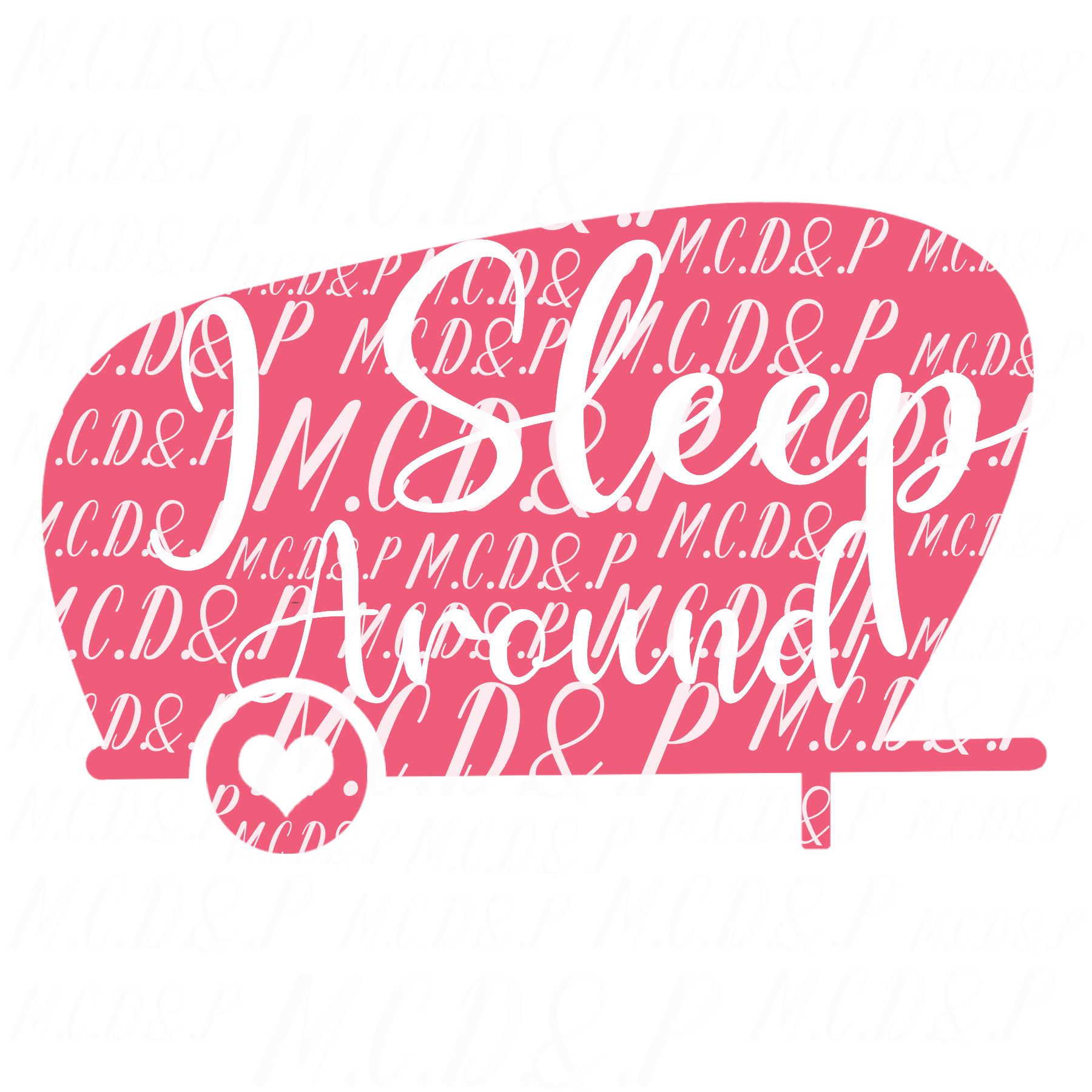 I Sleep Around-Digital Download