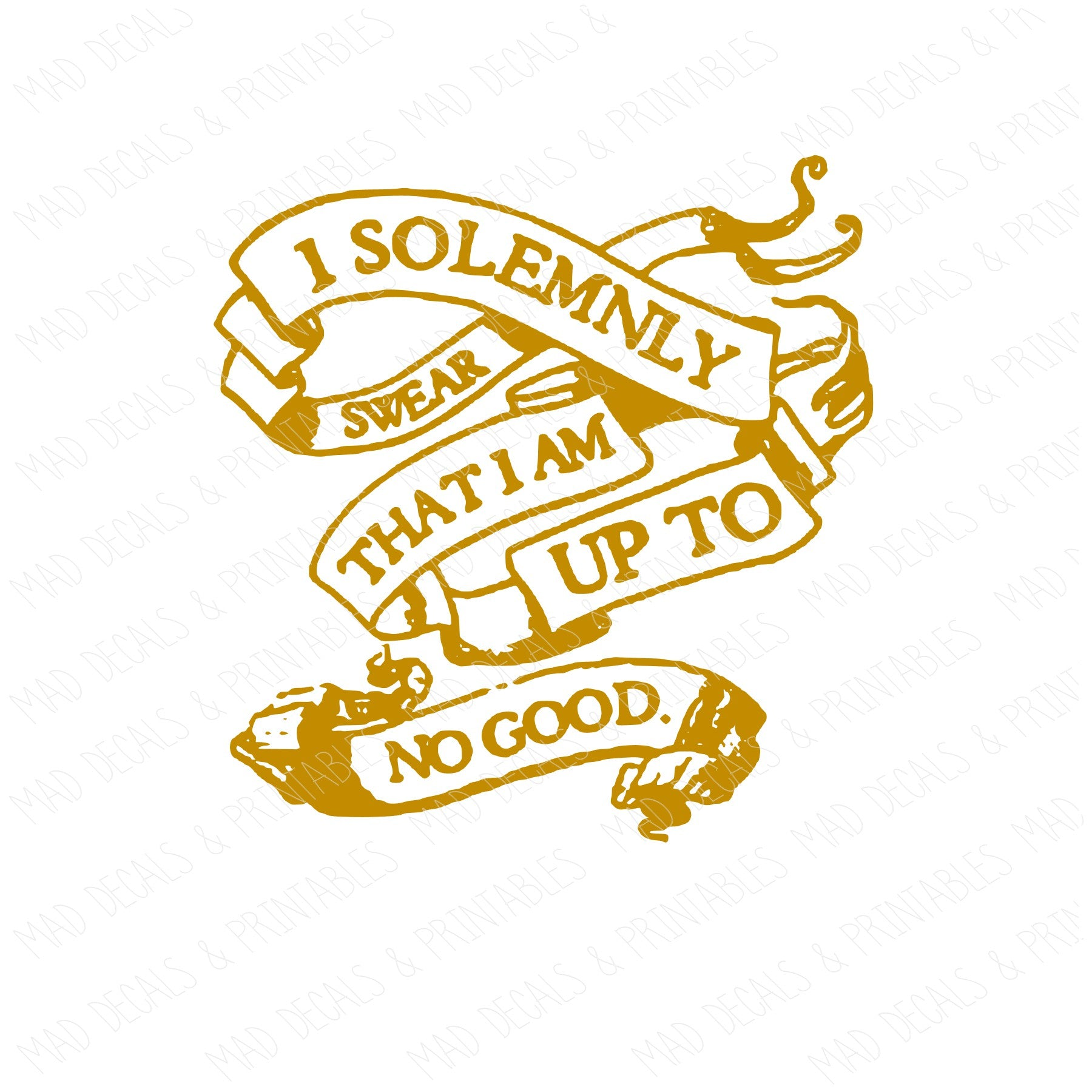 Solemnly Swear-Digital Download