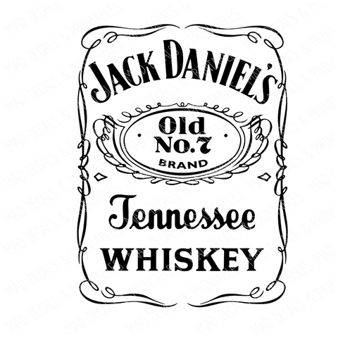 Jack Daniels-Digital Download