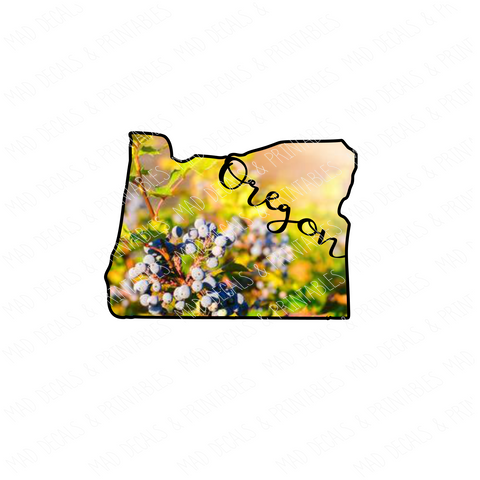 Oregon #2-Digital Download