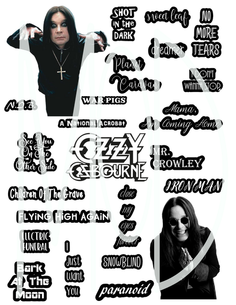 Ozzy Osbourne-Digital Download