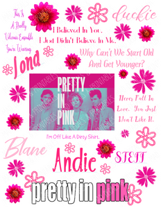 Pretty In Pink-Digital Download