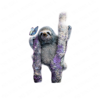 Purple Sloth