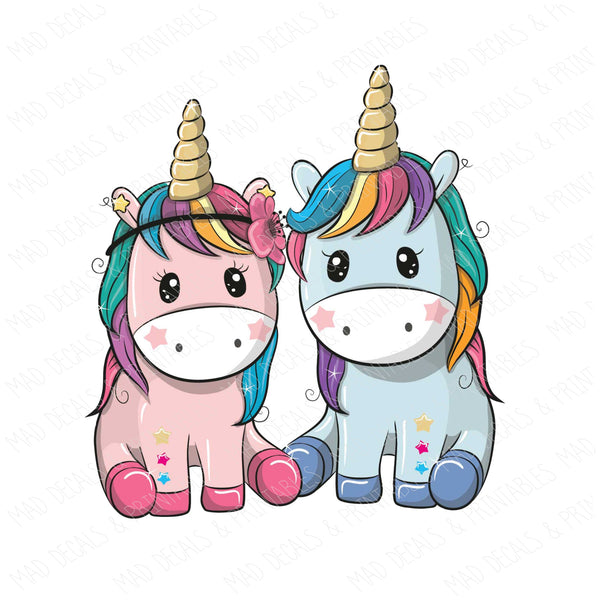 Rainbow Unicorn #3