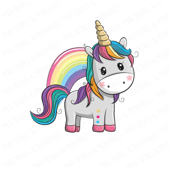 Rainbow Unicorn #4