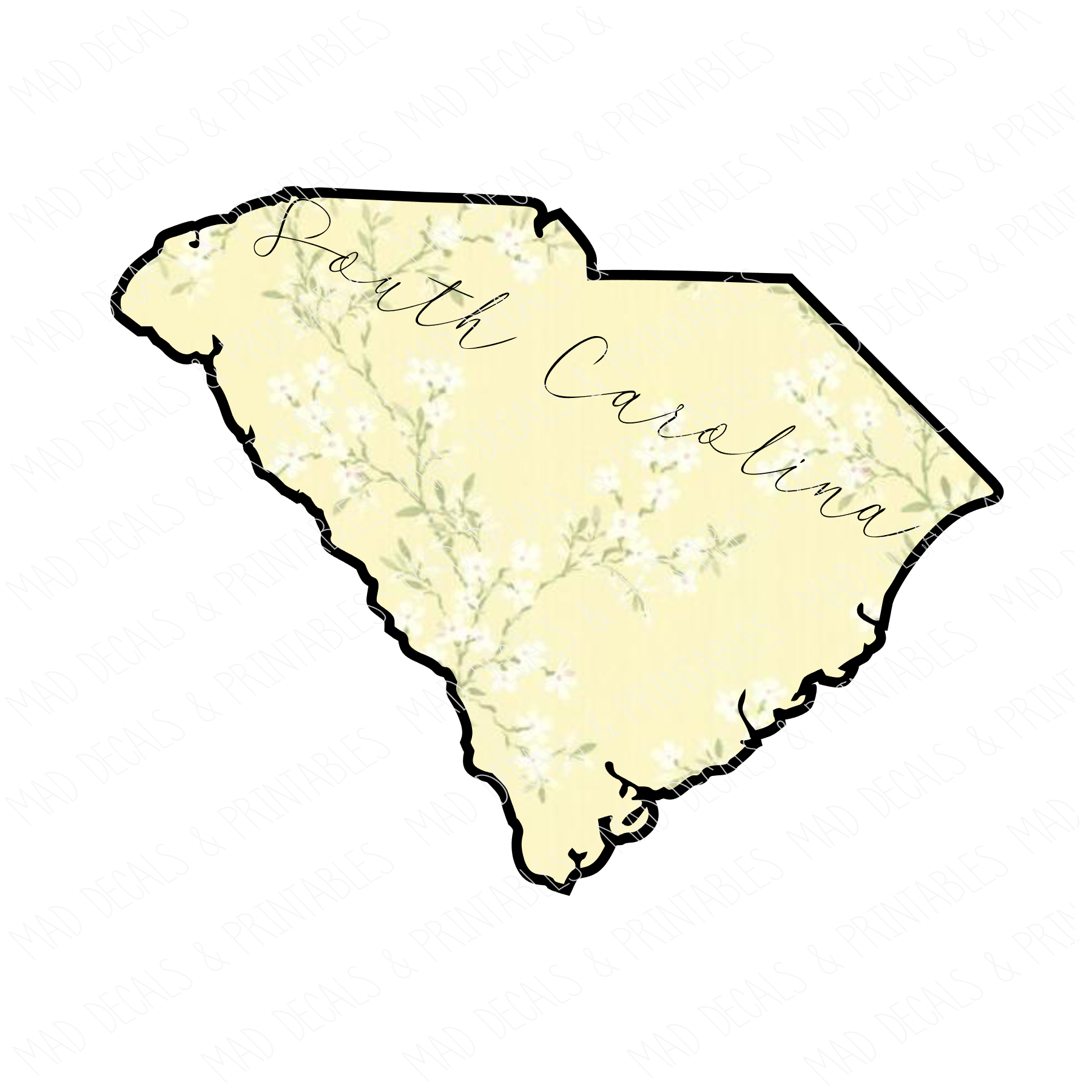 South Carolina #2-Digital Download