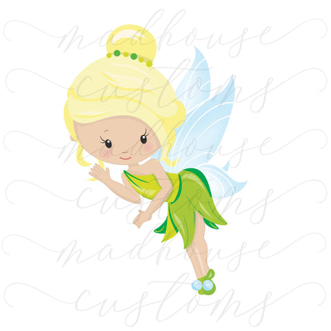 Child Fairy-Digital Download