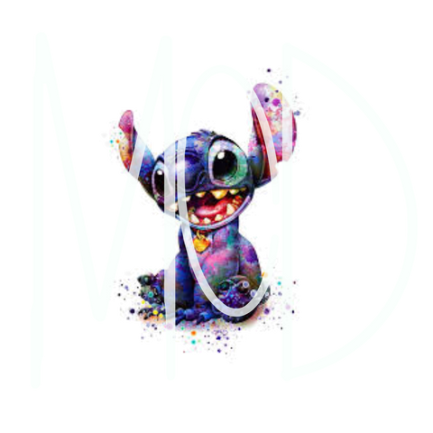 Watercolor Stitch-Digital Download