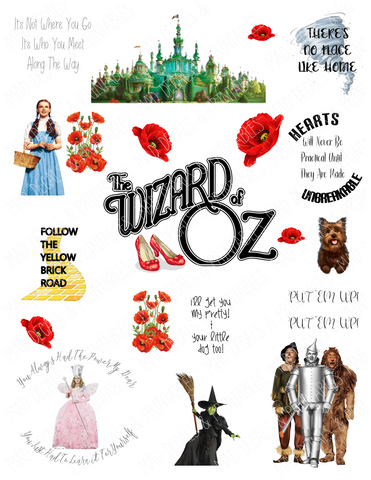 Wizard Of Oz-DD