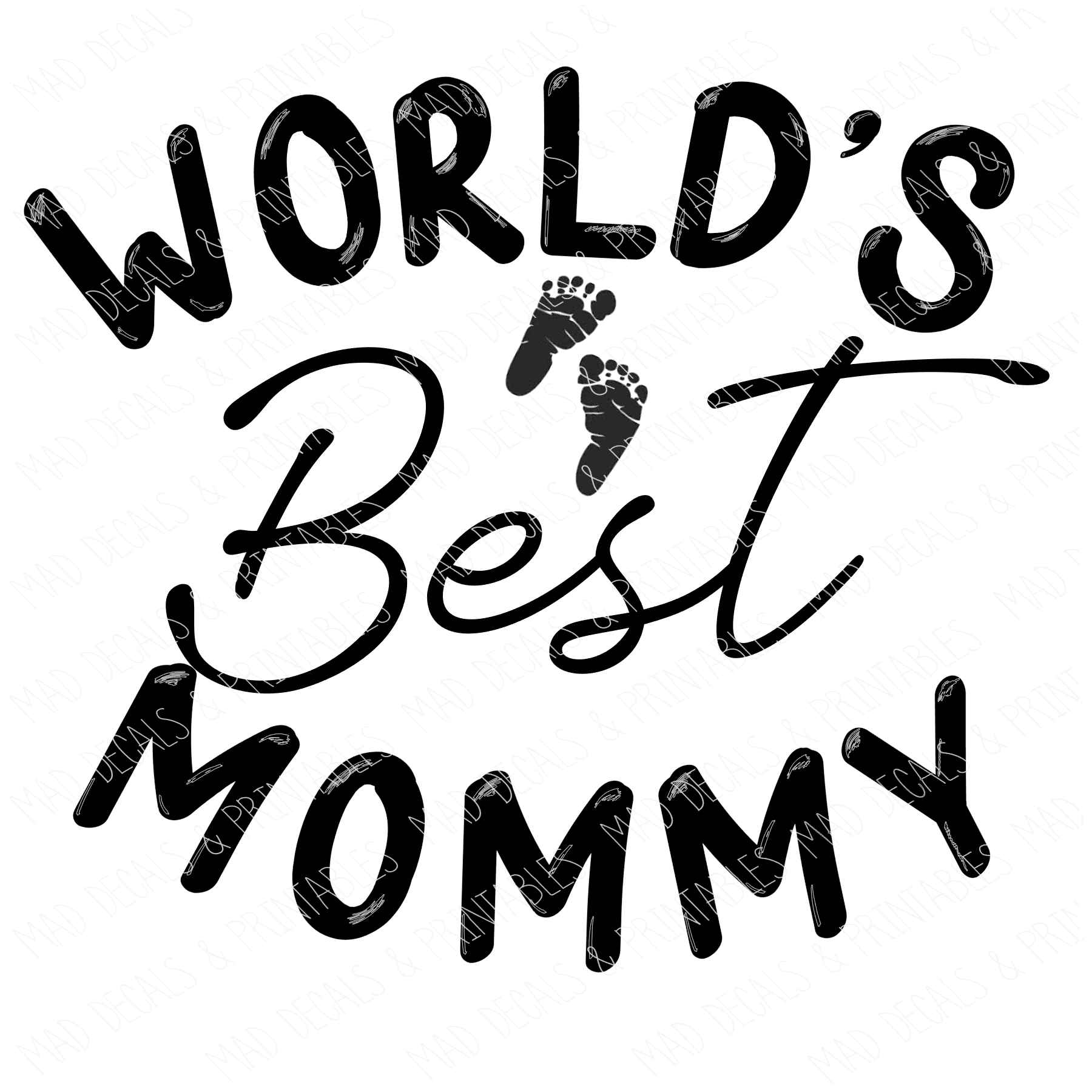 Worlds Best Mommy